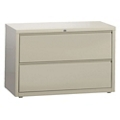 "42""W Two Drawer Lateral File , 30882"