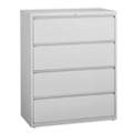 "42""W Four Drawer Lateral File, 30884"