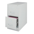 """26.5""""D Two Drawer Letter Vertical File, 34501"""