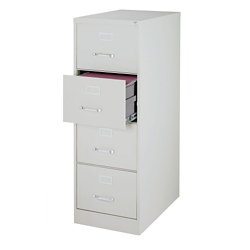 "26.5""D Four Drawer Legal Vertical File, 34504"