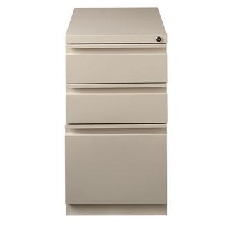 "20""D Three Drawer Mobile Pedestal , 34953"