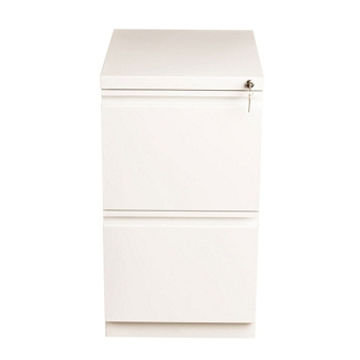 "20""D Two Drawer Mobile Pedestal , 34957"