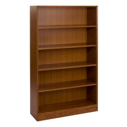 Hardwood Five Shelf Bookcase, 32895
