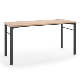"Modern Computer Desk - 72""W, 13847"