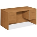 "Double Pedestal Desk - 60""W x 30""D, 13948"