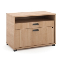 """Two Drawer Lateral File with Storage - 30""""W, 30867"""