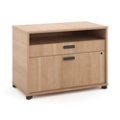 "Two Drawer Lateral File with Storage - 30""W, 30867"