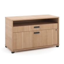 """Two Drawer Lateral File with Storage - 36""""W, 30869"""