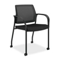 HON Ignition Mesh Back Multi-Purpose Stack Chair, 50851