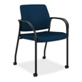 HON Ignition Fabric Mobile Guest Chair, 50852