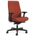 Multi-Adjustment Fabric Mid-Back Chair, 56604
