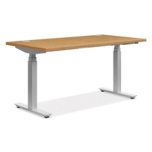 "Height Adjustable Table - 60""W x 30""D, 41930"
