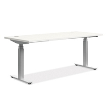 "Height Adjustable Table - 72""W x 30""D, 41931"