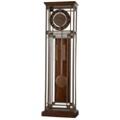 Contemporary Metal Floor Clock, 85083