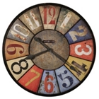 "County Line 31"" Wall Clock, 85900"