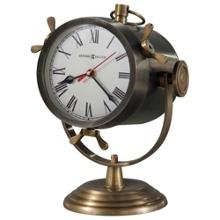 """Vernazza 11.25""""H Spotlight Mantel Clock, 90130"""