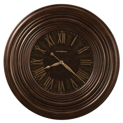 "36""Dia Oversized Wide Frame Wall Clock, 91250"