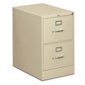 Two Drawer Legal Size Vertical File, 34245