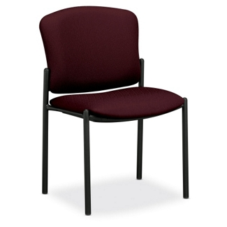 HON Pagoda Armless Stack Chair, 51363