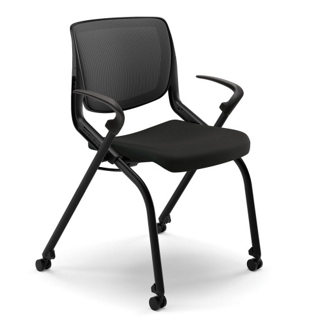 HON Motivate Mesh Back Nesting Chair, 51475