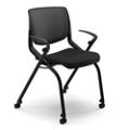 HON Motivate Mesh Back Nesting Chair, 51475