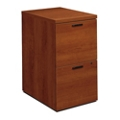 Mobile Two Drawer File Pedestal, 34083