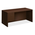 "Desk with Left Pedestal - 66""W, 14552"