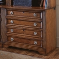 """32""""W 2 Drawer Traditional Lateral File with Flat Sides, 30039"""
