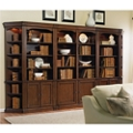 "164.5""W Classic Bookcase Wall, 32026"