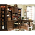 Classic Peninsula Desk Office Set, 86142