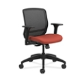 Mesh Back Chair with Fabric Seat, 56646