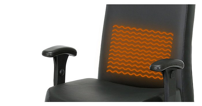3 Benefits of a Heated Office Chair