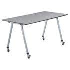 "72"" Mobile Teaming Table, 41615"