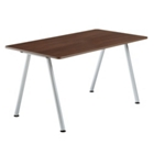 "60"" Fixed Leg Teaming Table, 41619"