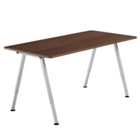 "60"" Adjustable Height Teaming Table, 41620"