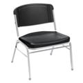 Wide Heavy Duty Steel Frame Stack Chair, 51489