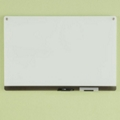 """24""""W x 36""""H Tempered Glass Dry Erase Markerboard, 80478"""