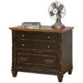 """Two-Tone Two Drawer Lateral File - 36""""W, 30887"""