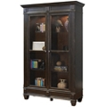 """Two-Tone Wire Mesh Door Bookcase - 48""""W x 78""""H, 32109"""