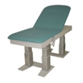 Bariatric Exam Table with Power Assisted Back, 25926