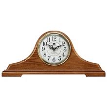 Oak Tambour Mantel Clock, 82363