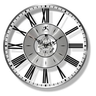 "Paragon 12"" Working Gears Wall Clock, 91272"