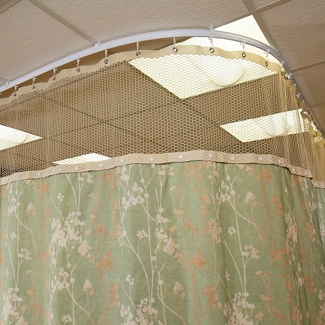 """Solid Print Privacy Curtain- 102""""W x 86""""H , 25958"""