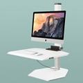 "Single iMac VESA Compliant Station - 30""W Work Surface, 60045"