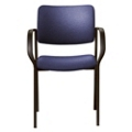 Armless Fabric Stack Chair, 52374