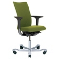Modern Fabric Ergonomic High Back Task Chair, 52388