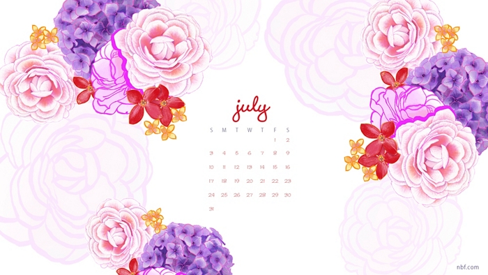 july nbf wallpaper
