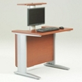 Desk with Monitor Lift 30x36, 60952