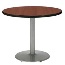 "Round Pedestal Table - 42"" Diameter, 44019"