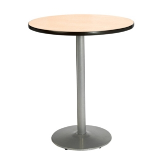 "Round Bar Height Pedestal Table - 36"" Diameter, 44021"